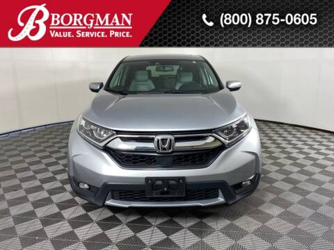 2017 Honda CR-V for sale at BORGMAN OF HOLLAND LLC in Holland MI