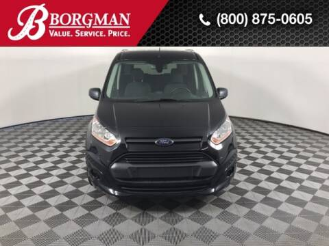 2018 Ford Transit Connect Wagon for sale at BORGMAN OF HOLLAND LLC in Holland MI