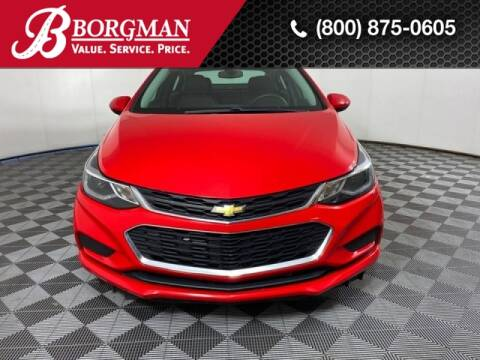 2016 Chevrolet Cruze for sale at BORGMAN OF HOLLAND LLC in Holland MI