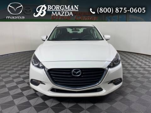 2017 Mazda MAZDA3 for sale at BORGMAN OF HOLLAND LLC in Holland MI