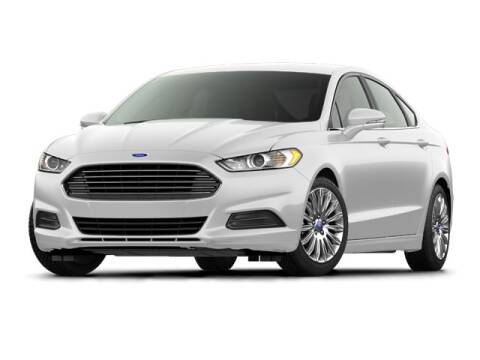 2016 Ford Fusion for sale at BORGMAN OF HOLLAND LLC in Holland MI