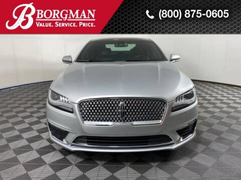 2017 Lincoln MKZ for sale at BORGMAN OF HOLLAND LLC in Holland MI