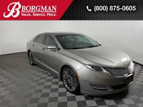 2015 Lincoln MKZ for sale at BORGMAN OF HOLLAND LLC in Holland MI