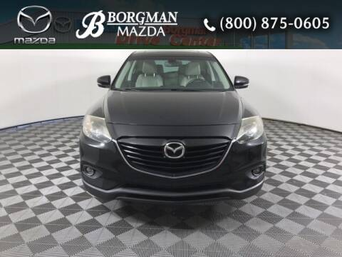 2013 Mazda CX-9 for sale at BORGMAN OF HOLLAND LLC in Holland MI