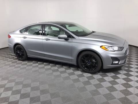 2020 Ford Fusion for sale at BORGMAN OF HOLLAND LLC in Holland MI