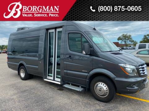2014 Freightliner Sprinter 3500 for sale at BORGMAN OF HOLLAND LLC in Holland MI