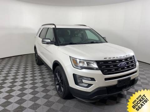 2017 Ford Explorer for sale at BORGMAN OF HOLLAND LLC in Holland MI