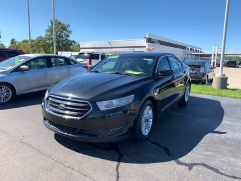 2013 Ford Taurus for sale at BORGMAN OF HOLLAND LLC in Holland MI