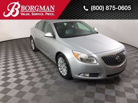 2011 Buick Regal for sale at BORGMAN OF HOLLAND LLC in Holland MI