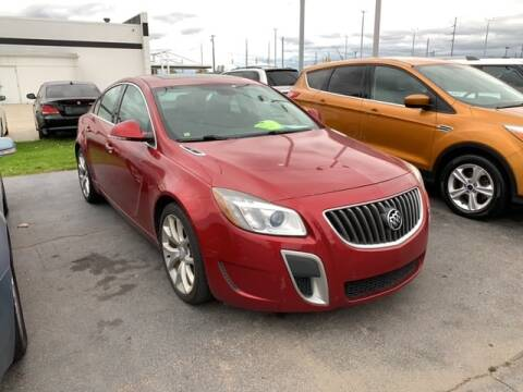 2012 Buick Regal for sale at BORGMAN OF HOLLAND LLC in Holland MI