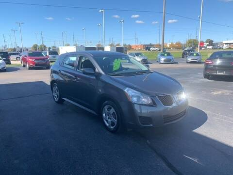 2009 Pontiac Vibe for sale at BORGMAN OF HOLLAND LLC in Holland MI