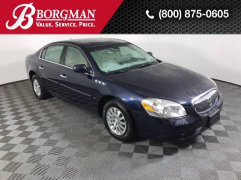 2006 Buick Lucerne for sale at BORGMAN OF HOLLAND LLC in Holland MI