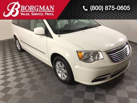 2013 Chrysler Town and Country for sale at BORGMAN OF HOLLAND LLC in Holland MI