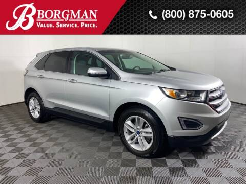 2017 Ford Edge for sale at BORGMAN OF HOLLAND LLC in Holland MI