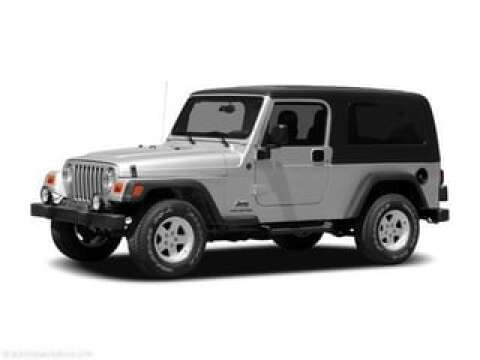 2006 Jeep Wrangler for sale at BORGMAN OF HOLLAND LLC in Holland MI