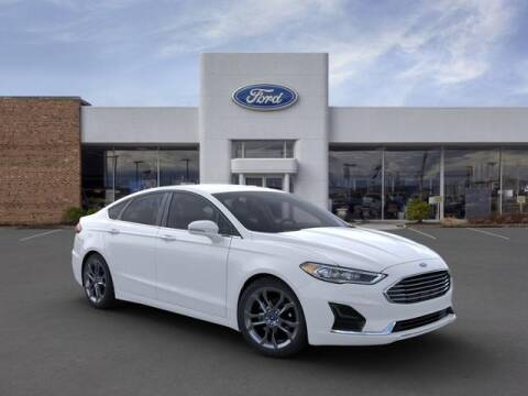 2020 Ford Fusion