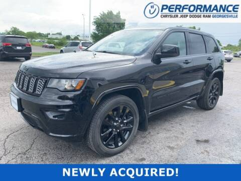 2017 Jeep Grand Cherokee Altitude for sale at Performance Chrysler Jeep Dodge in Columbus OH