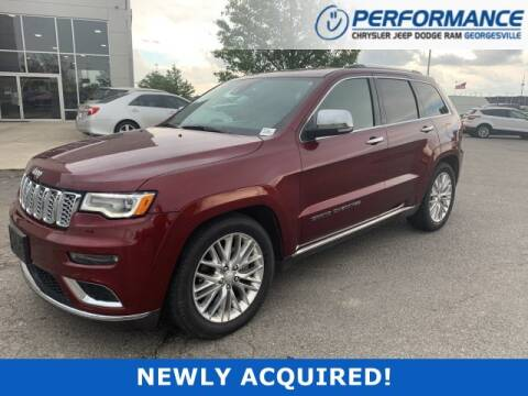 2017 Jeep Grand Cherokee Summit for sale at Performance Chrysler Jeep Dodge in Columbus OH