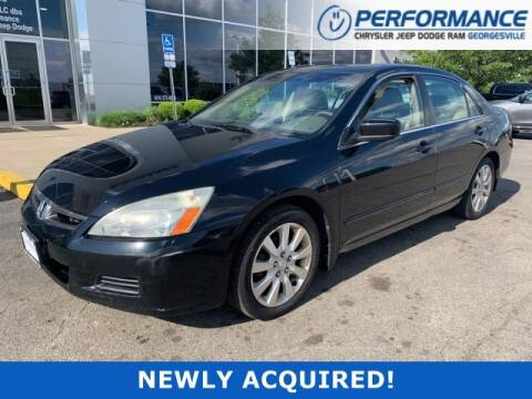 2006 Honda Accord EX V-6 for sale at Performance Chrysler Jeep Dodge in Columbus OH
