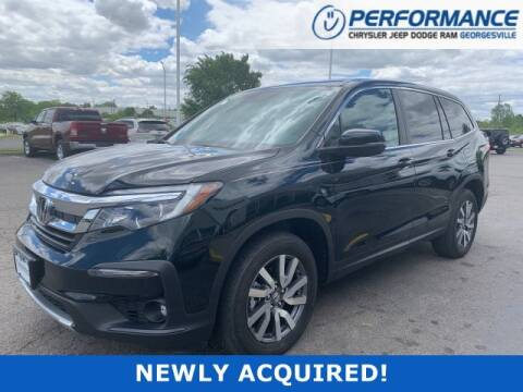 2019 Honda Pilot EX-L for sale at Performance Chrysler Jeep Dodge in Columbus OH