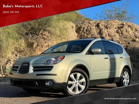 2006 Subaru B9 Tribeca for sale at Baba's Motorsports, LLC in Phoenix AZ