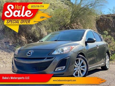 2011 Mazda MAZDA3 for sale at Baba's Motorsports, LLC in Phoenix AZ