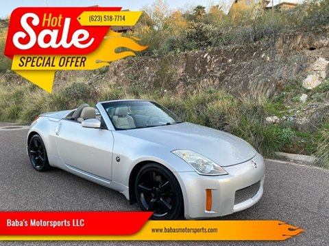 2007 Nissan 350Z for sale at Baba's Motorsports, LLC in Phoenix AZ