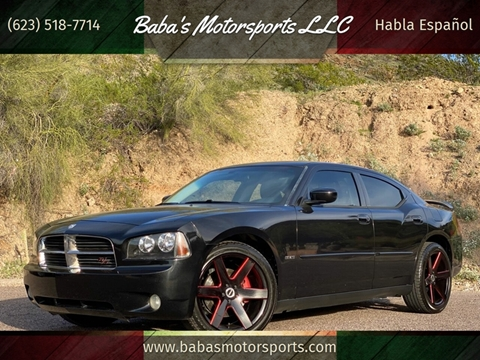 2008 Dodge Charger for sale at Baba's Motorsports, LLC in Phoenix AZ