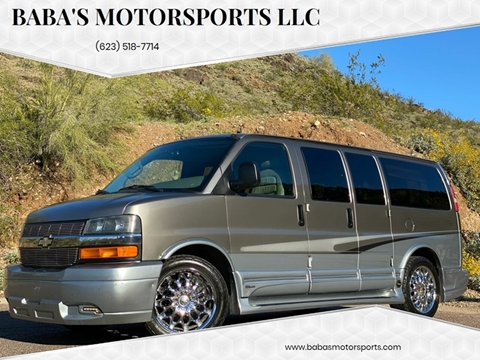 2006 Chevrolet Express Cargo for sale at Baba's Motorsports, LLC in Phoenix AZ