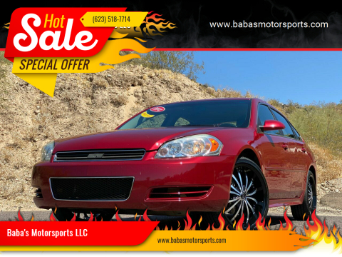 2014 Chevrolet Impala Limited for sale at Baba's Motorsports, LLC in Phoenix AZ