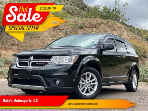2014 Dodge Journey for sale at Baba's Motorsports, LLC in Phoenix AZ