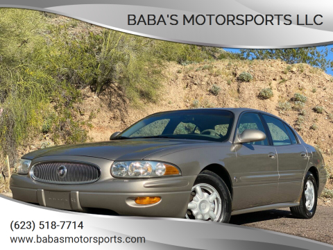 2001 Buick LeSabre for sale at Baba's Motorsports, LLC in Phoenix AZ