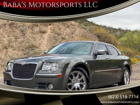 2010 Chrysler 300 for sale at Baba's Motorsports, LLC in Phoenix AZ