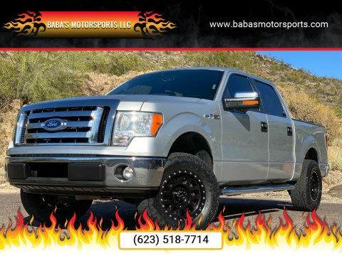 2011 Ford F-150 for sale at Baba's Motorsports, LLC in Phoenix AZ