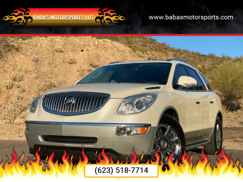 2008 Buick Enclave for sale at Baba's Motorsports, LLC in Phoenix AZ
