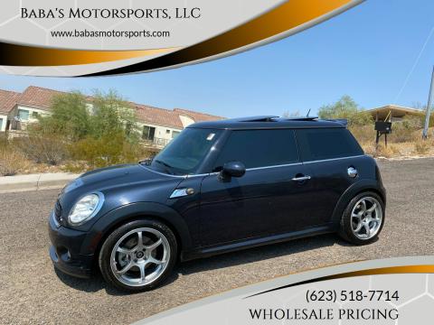 2008 MINI Cooper for sale at Baba's Motorsports, LLC in Phoenix AZ