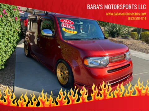 2014 Nissan cube for sale at Baba's Motorsports, LLC in Phoenix AZ