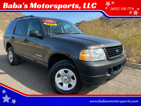 2005 Ford Explorer for sale at Baba's Motorsports, LLC in Phoenix AZ