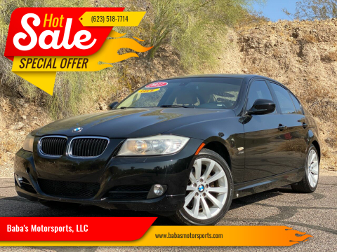 2011 BMW 3 Series for sale at Baba's Motorsports, LLC in Phoenix AZ