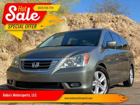 2008 Honda Odyssey for sale at Baba's Motorsports, LLC in Phoenix AZ