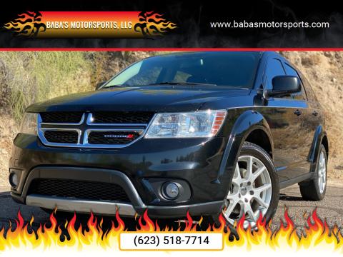 2015 Dodge Journey for sale at Baba's Motorsports, LLC in Phoenix AZ