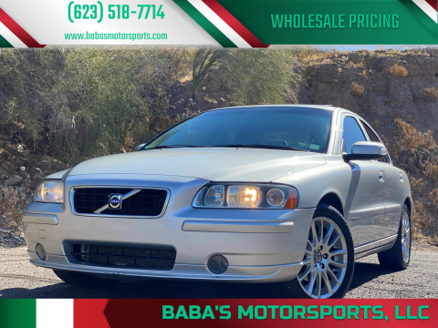 2008 Volvo S60 for sale at Baba's Motorsports, LLC in Phoenix AZ