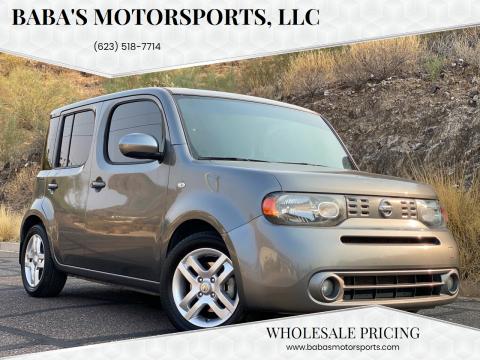 2012 Nissan cube for sale at Baba's Motorsports, LLC in Phoenix AZ