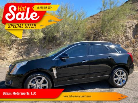 2012 Cadillac SRX for sale at Baba's Motorsports, LLC in Phoenix AZ