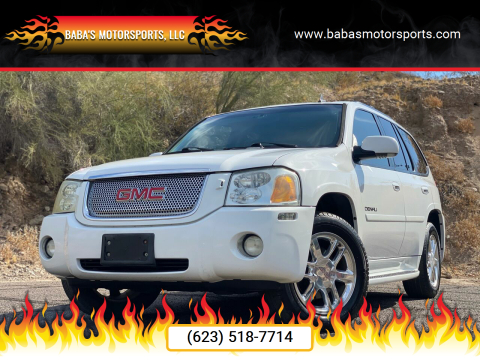 2006 GMC Envoy for sale at Baba's Motorsports, LLC in Phoenix AZ