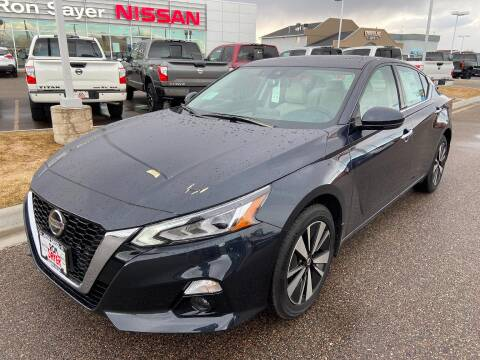 2020 Nissan Altima 2.5 SV for sale at RON SAYER NISSAN in Idaho Falls ID