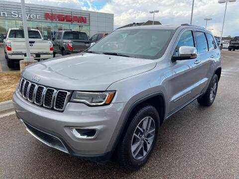 2017 Jeep Grand Cherokee Limited for sale at RON SAYER NISSAN in Idaho Falls ID