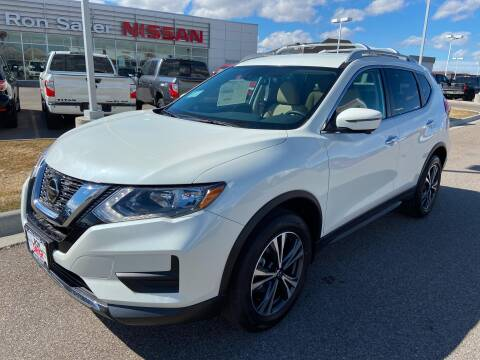 2020 Nissan Rogue SV for sale at RON SAYER NISSAN in Idaho Falls ID