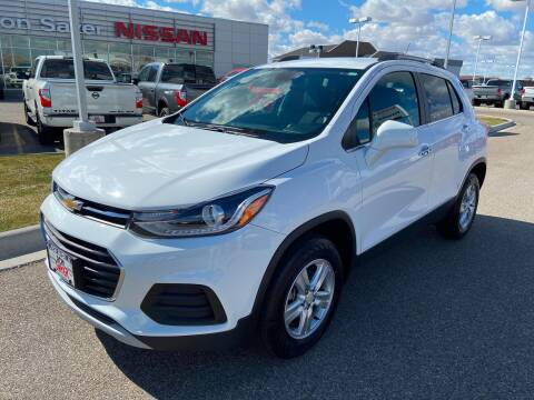 2017 Chevrolet Trax LT for sale at RON SAYER NISSAN in Idaho Falls ID