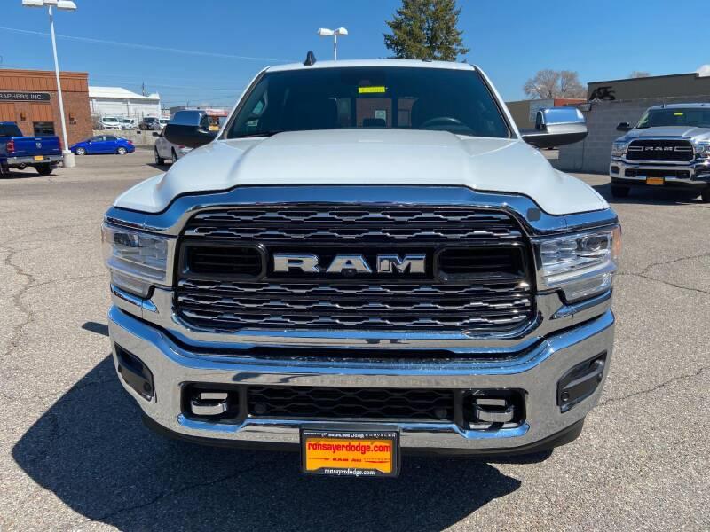 2020 RAM Ram Pickup 3500 Limited (image 2)